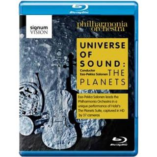Universe of Sound - Holst: The Planets; Talbot: Worlds, Stars, Systems, Infinity (Philharmonia Orchestra/Esa-Pekka Salonen) [Blu-ray]